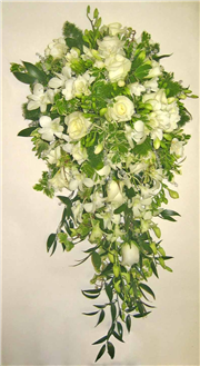 Brides Traditional Bouquet
