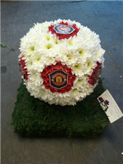 Man Utd Football Tribute