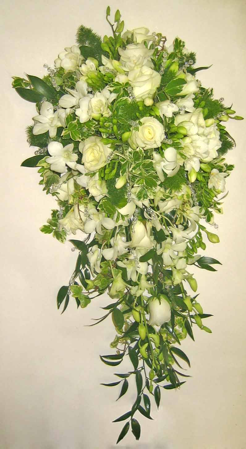 Eileen Jenkins Brides Traditional Bouquet